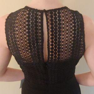 NWT Adelyn Rae black jumpsuit size M